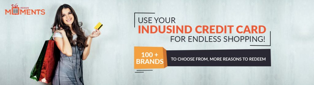 Get up to 20% off on Gift Vouchers using IndusInd Credit Cards
