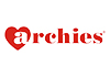 Archies Gallery gift voucher & Archies Gallery gift card.