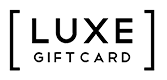 Luxe Gift Card- GAS gift voucher & Luxe Gift Card- GAS gift card.